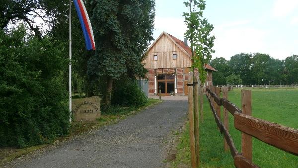 Das Backhaus in Lindhorst