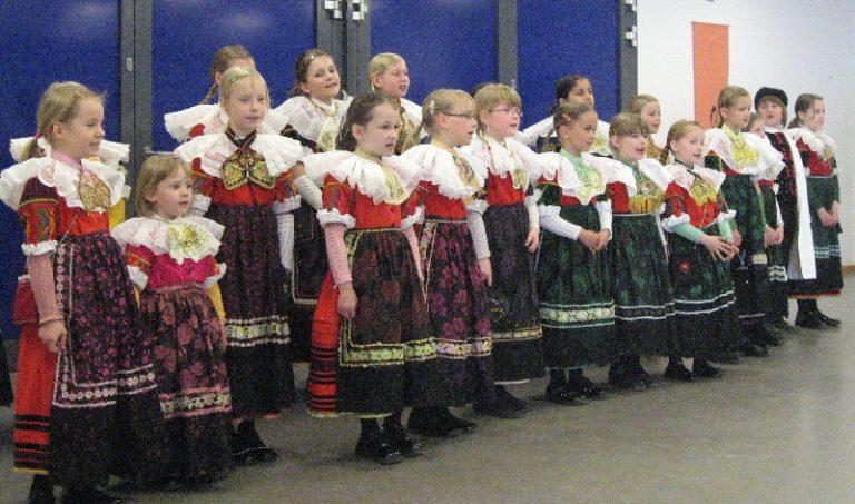 Kindertrachten - Jubiläums-Konzert-Chor - 4