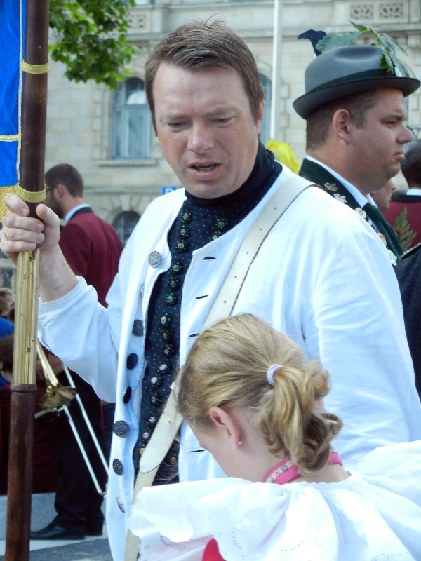 Schützenausmarsch Hannover 2015