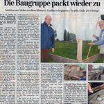 Mehrzweckbackhaus - Schaumburger Nachrichten vom 30.04.2009