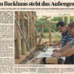 Mehrzweckbackhaus - Schaumburger Nachrichten vom 21.08.2009