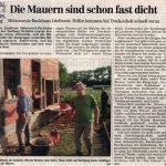 Mehrzweckbackhaus - Schaumburger Nachrichten vom 22.09.2009
