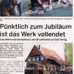 Mehrzweckbackhaus - Schaumburger Nachrichten von 2011