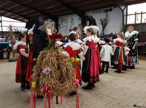 Erntedankfest bei Guenter Bergmeier 06.10.2019